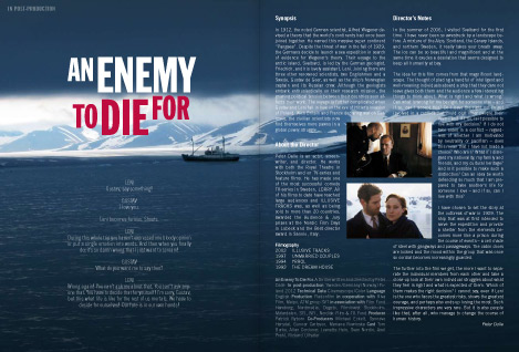 "Detailed view of ""An Enemy to Die For"""