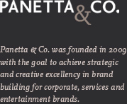 Panetta & Co. - Decisive Brand Building