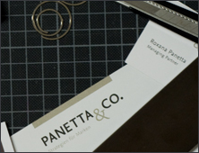 Who is behind it - Panetta & Co. Team